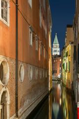 Fototapete - idyllic lanmdscape of Venice, Italy