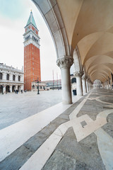 Wall Mural - St. Mark's square, Venice, Italy