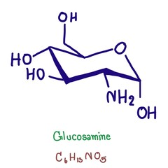 Glucosamine is most often used to treat symptoms of bone and joint disorders but also to target several other inflammatory diseases. This article explores glucosamine's benefits, dosage. Illustration