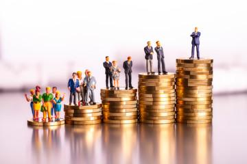 Karriere und steigendes Einkommen