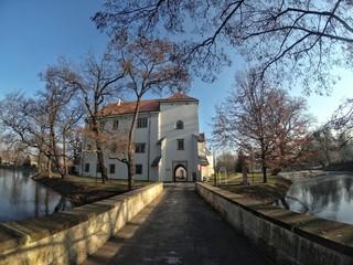 Fototapeta Zamek w Szydłowcu