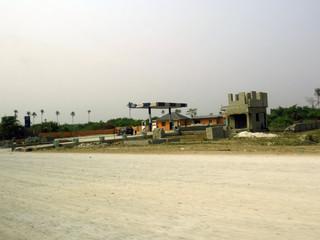 traveling through Lekki Nigeria