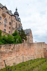castle of Marburg Germany