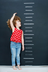 Child measure height