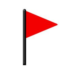 Fototapeta flaga ikona obraz