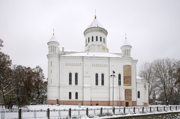 Cathedral of Theotokos in Vilnius. Lithuania