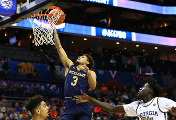 NCAA Basketball: ACC Conference Tournament-Georgia Tech vs Notre Dame