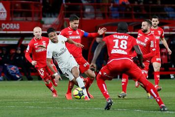 Ligue 1 - Dijon vs Paris St Germain