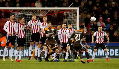 Championship - Sheffield United v Brentford
