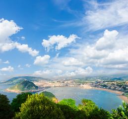 San Sebastian, Pais Vasco, Spain