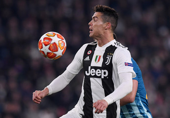 Champions League - Round of 16 Second Leg - Juventus v Atletico Madrid