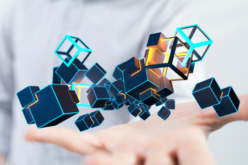 Data technology network