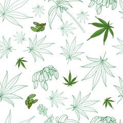 hemp pattern