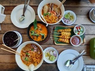 Changmai food.