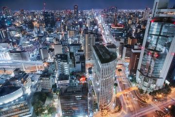 大阪第3ビル・夜景・大阪