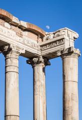 Roman Forum. Via Sacra