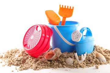beach holiday summer concept