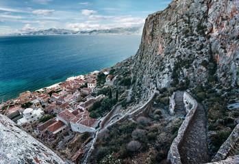 Monemvasia - Peloponnese - Greece