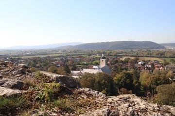 Beckov, Slovakia, Europe