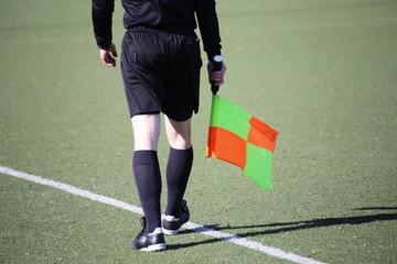 Fußball Linienrichter