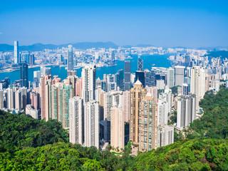 香港 ヴィクトリア・ピーク