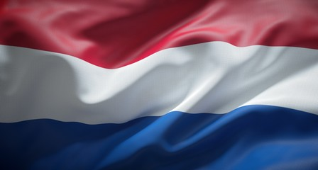Official flag of Holland.