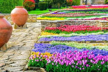 botanical garden in Balchik, Bulgaria