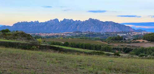Montserrat mountain (Catalonia, Spain)