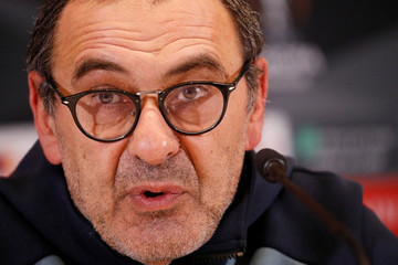 Europa League - Chelsea Press Conference
