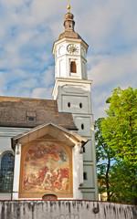 Alte Sendlinger Dorfkirche, München, Bayern