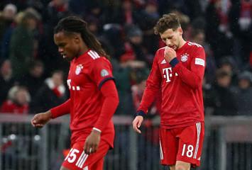 Champions League - Round of 16 Second Leg - Bayern Munich v Liverpool
