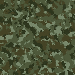 Military or hunting camouflage background