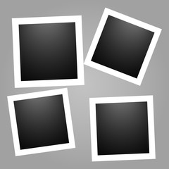 Frames photo collage.