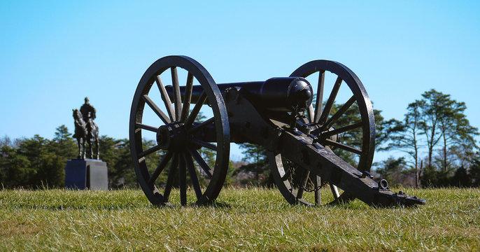 Civil War Cannon, Manassas National Battlefield Park