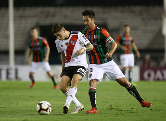 Copa Libertadores - Group Stage - Group A - River Plate v Palestino