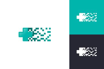 Fast Medic Logo Inspirations Template