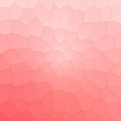Abstract texture background red mosaic