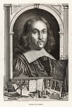 Pierre De Fermat, French Lawyer and Mathematician
