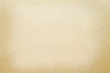 Brown paper texture background