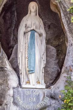 Grotte de Massabielle, Lourdes