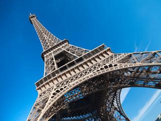 Eiffel Tower in Paris, France Fototapete