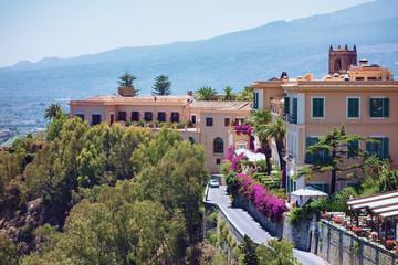 House at Sicily Italy