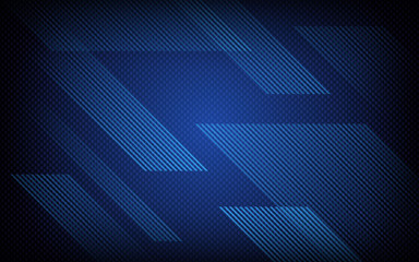 Blue abstract textured background. stright stripes light shape composition. vector illustration.