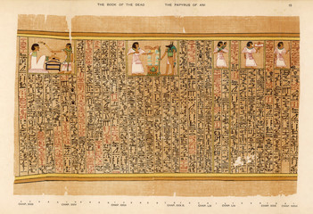 Book of the Dead Ancient Egypt