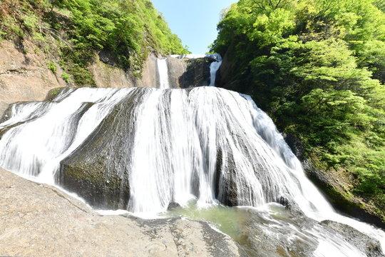 栃木県袋田の滝