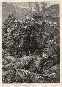 Zulu WarRorkes Drift, 1879