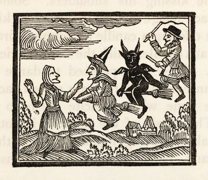 Witchcraft Flying