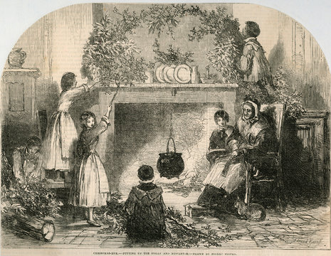 Decorating Home 1855