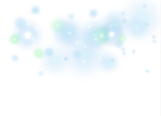 Light glow effect stars. Vector sparkles on transparent background. Sparkling magic dust particles