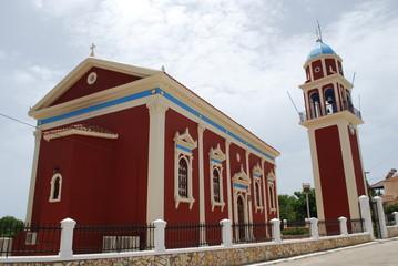 Griechenland - Kefalonia - Kirche in Karavados